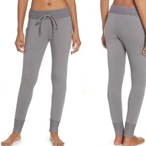 NWT free people movement sunny joggers gray XS